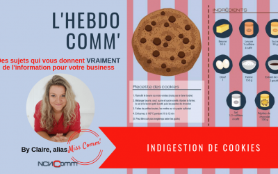 Indigestion de cookies