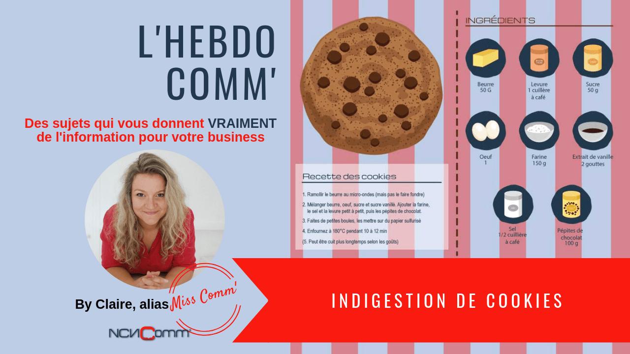 Indigestion de cookies 1
