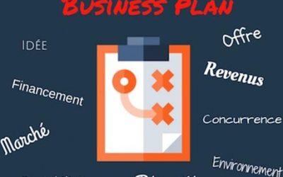 Démarrer vos projets par un Business Plan !