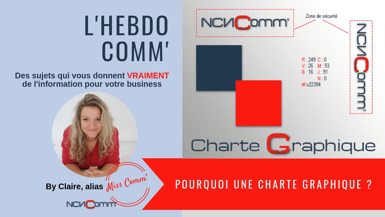Qu'est ce qu'une Charte Graphique - NCN Comm', Experte Marketing et Communication Lyon