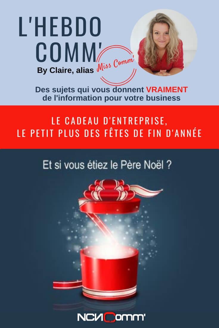Le cadeau d'entreprise, le petit plus des fêtes de fin d'année - NCN Comm', graphisme et web pour TPE , PME et indépendant, vallée d'azergues
