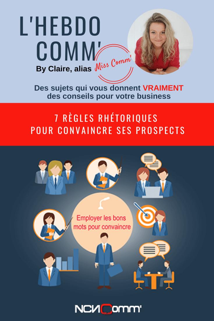 convaincre ses prospects - via @NCN Comm' stratégie de communication, vallée d'azergues