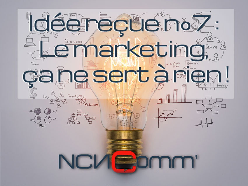 C'est quoi le marketing - NCN Comm'