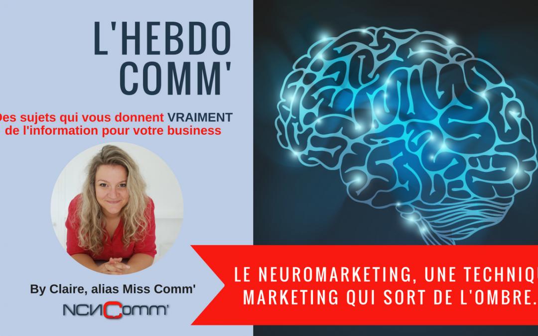 Qu'est-ce qu'une stratégie neuromarketing - NCN Comm' - Marketing et communication