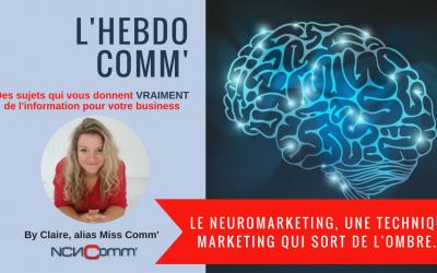 Stratégie neuromarketing, une pratique marketing qui sort de l'ombre