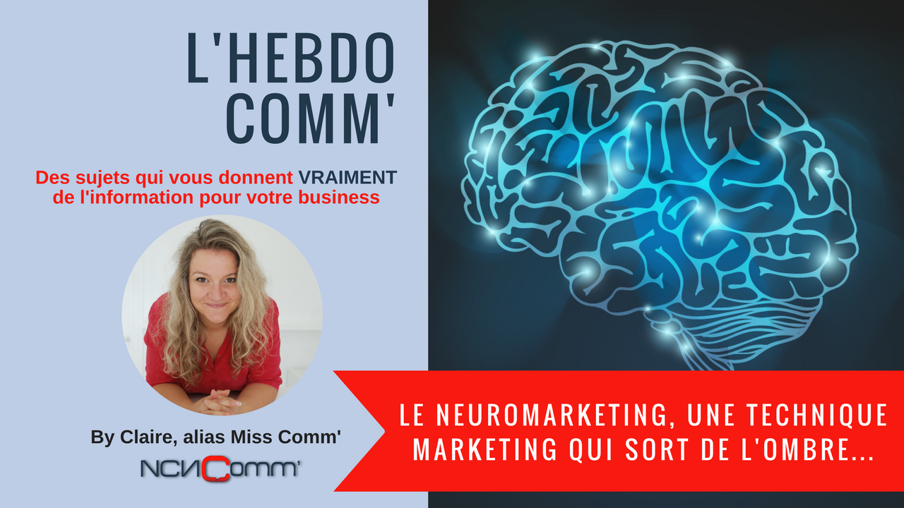 Stratégie neuromarketing, une pratique marketing qui sort de l'ombre