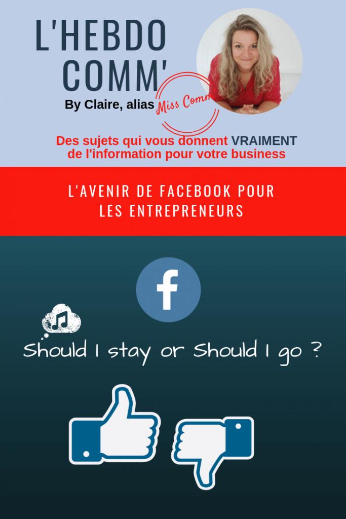 Facebook pour le business des indépendants - NCN Comm', communication / marketing pour les TPE, PME et indépendants