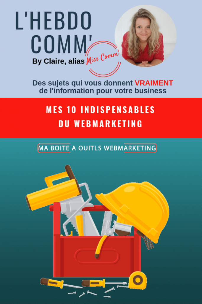 10 indispensables outils du webmarketing 2