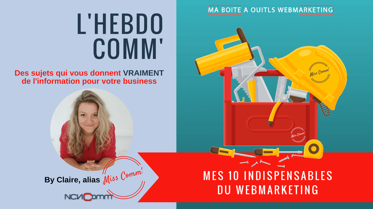 10 indispensables outils du webmarketing