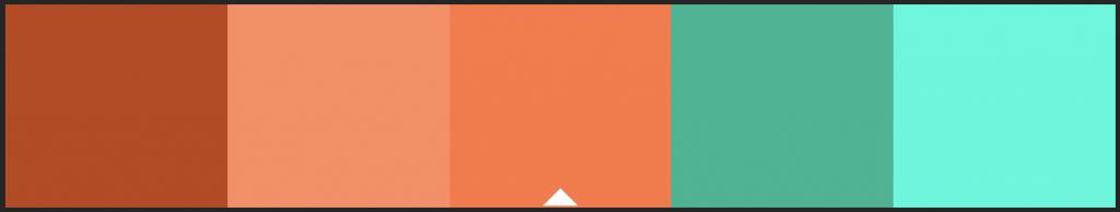 Les couleurs complémentaires, stratégie des couleurs - NCN Comm', spécialiste Communication, graphisme, Le Bois d'Oingt