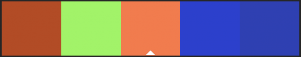 Les couleurs triangulaires, stratégie des couleurs - NCN Comm', spécialiste Communication, graphisme, Le Bois d'Oingt