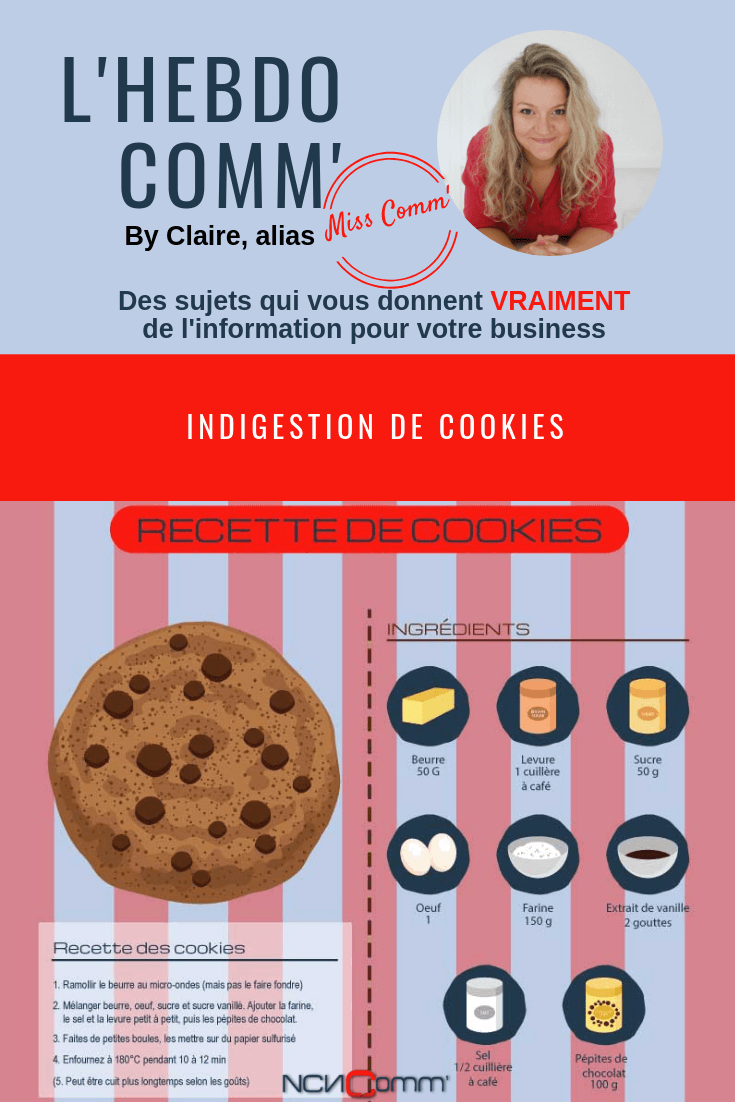 Les cookies web les obligations - NCN Comm