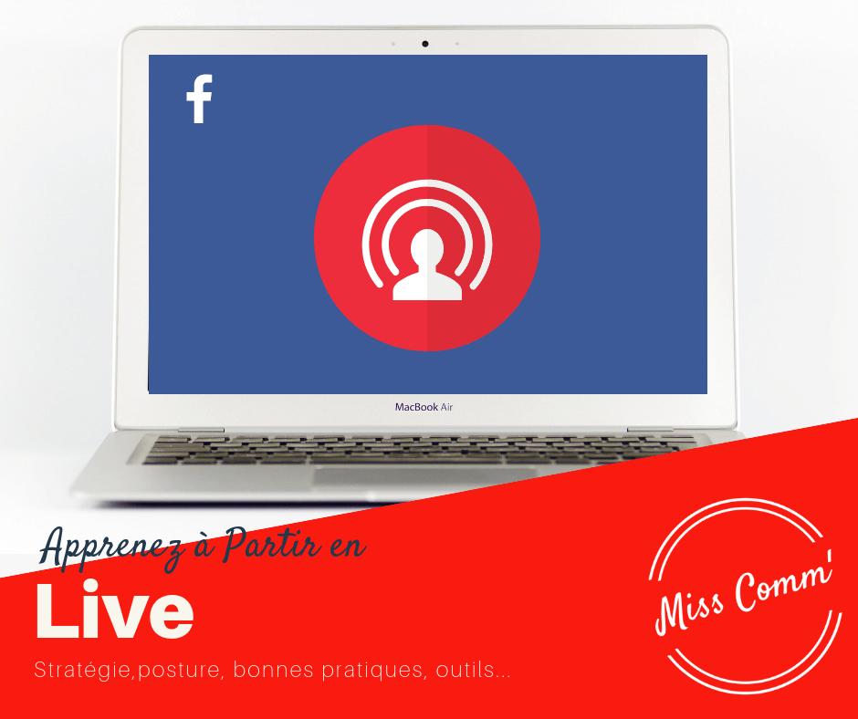 Partez en Live !